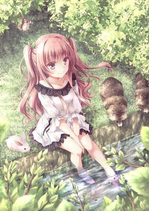 Super Plus de 25 idées magnifiques dans la catégorie Fille manga sur  GE68