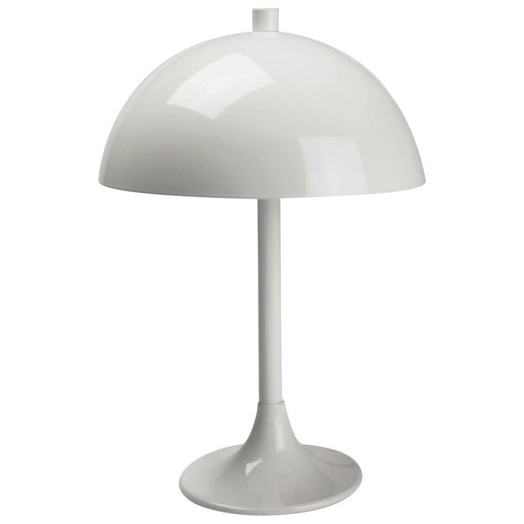 Desk lamp (a bit tiny but I like the tulip idea) / White French - 1477 Best Home- Lighting Images On Pinterest Lighting Ideas