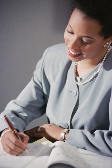When writing a formal business letter, format is key to making a good first impression.