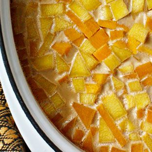 ... swap | Life and style | theguardian.com. Thai steamed pumpkin custard
