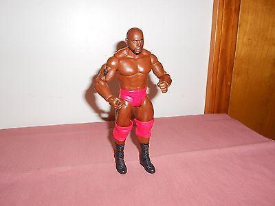 WWE  Ezekiel Jackson Mattel Basic Wrestling Action Figure Big Ryck Series 13