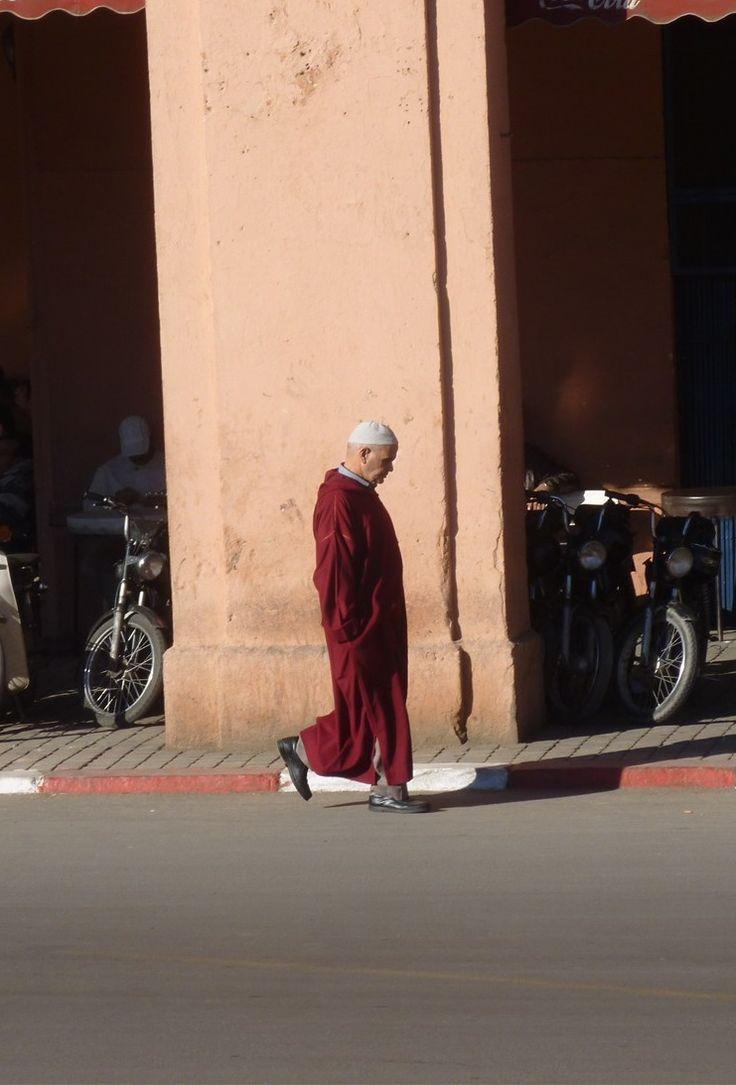 A minha 1ª viagem a Marrocos #viajarpelahistoria