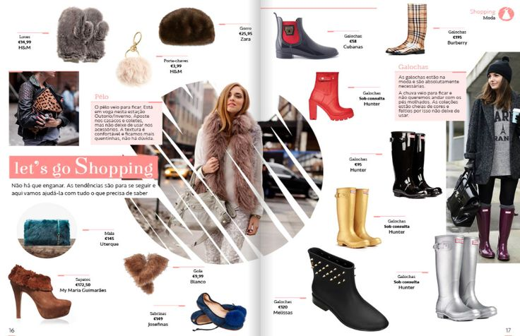 In Supa Woman Magazine, Portugal, December 2014