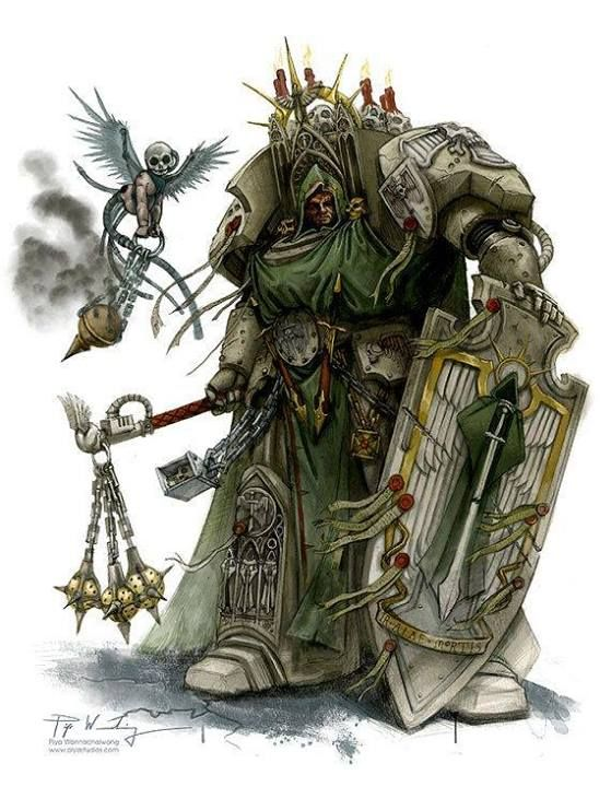 135 best Dark Angels images on Pinterest | Dark angels, Space ...