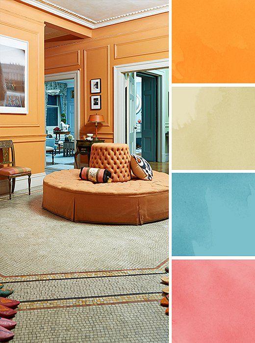 Home Color Palette 1658 best decoration - color and rooms images on pinterest   color