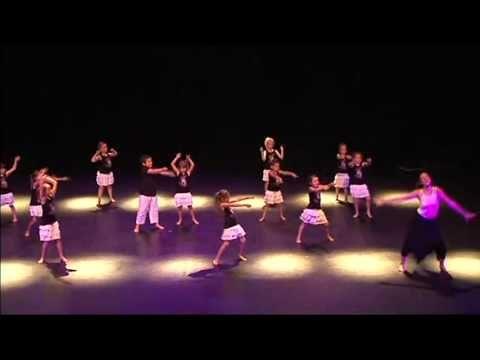 Gaëlle Curto - 2012 - 5. Initiation A La Danse 6/7 ans (Genesis) - YouTube