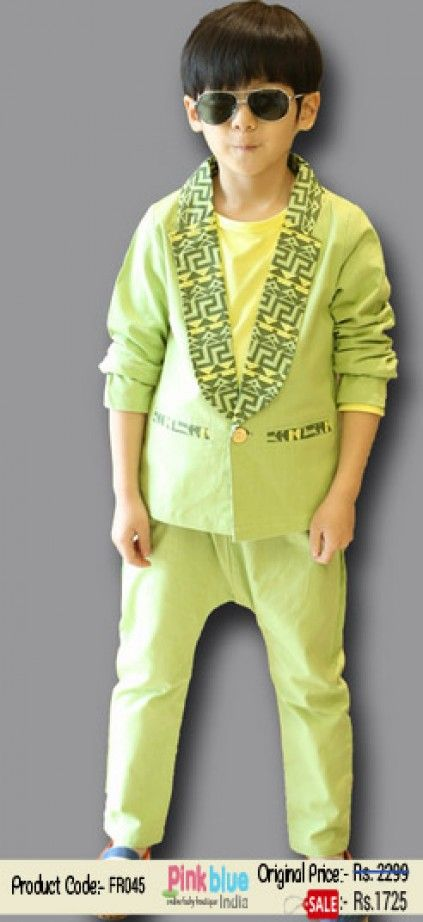 17 Best images about Baby Boy Suits India on Pinterest ...