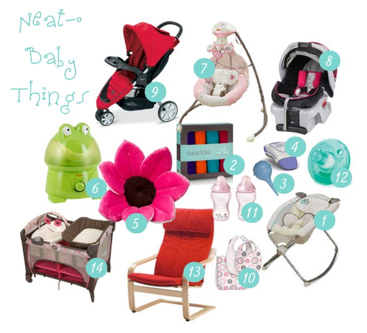 A Pinch Of Whimsy Baby Essentials Newborn Items I