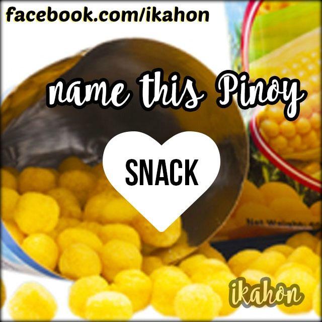 IKAHON #PinoySnacks