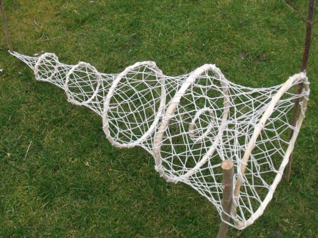 17 best images about fish baskets on pinterest survival for Fish trap net