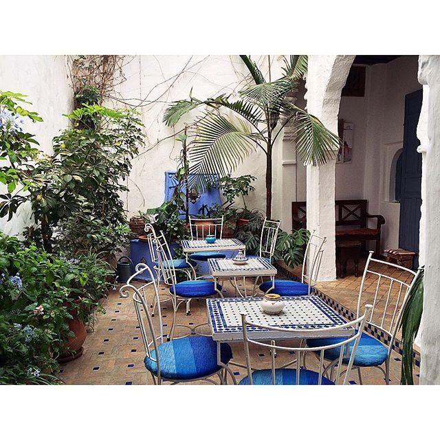 一度でいいから宿泊したい!モロッコの異国情緒溢れる宿「リヤド」5選 16枚目の画像