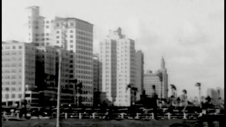 "Great Miami Hurricane: ""Miami, The Magic City"" 1926 Prelinger Archive https://www.youtube.com/watch?v=xLvaPnuxk0Q #Miami #hurricane #history"