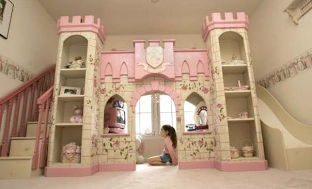 «Φανταστικά» Παιδικά Κρεβάτια | Για παιδιά :: Likeart.gr