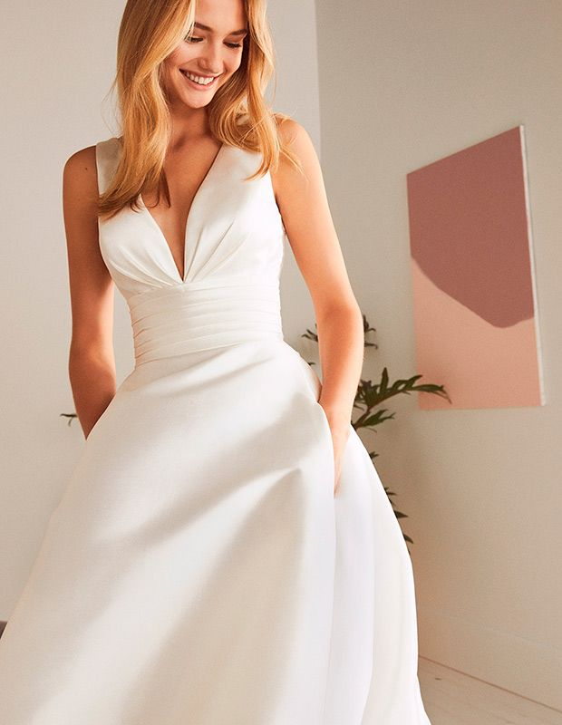 Vestidos novia gala pamplona