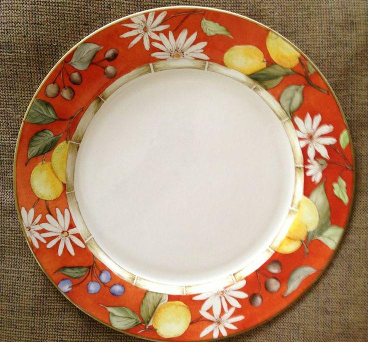 Susana Alonso de Smart Clases de Pintura Sobre Porcelana Es un rojo de degussa que se llama blutrot ! Que lo tengo hace 30 años! Pero es parecido al rojo meisen bs