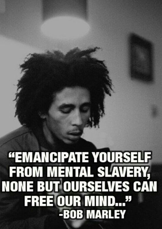 17 Clever Quotes By Bob Marley