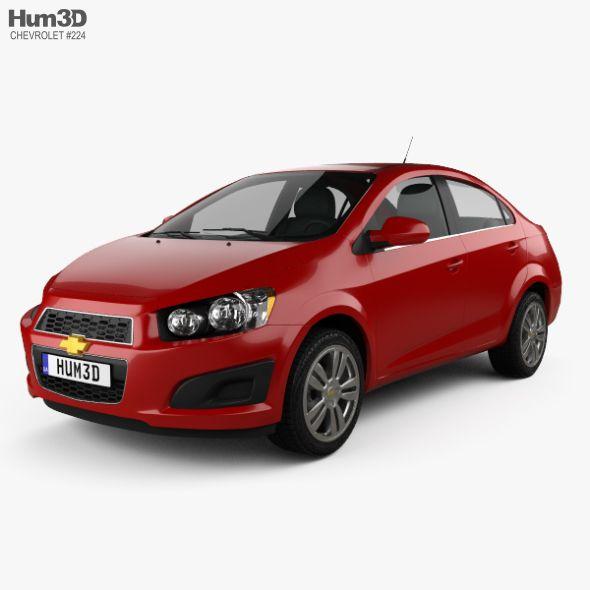 Chevrolet Sonic Lt Sedan 2015 Chevrolet Sonic Chevrolet