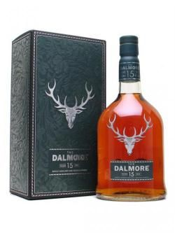 Fantastic Dalmore whisky. Thumbs up!