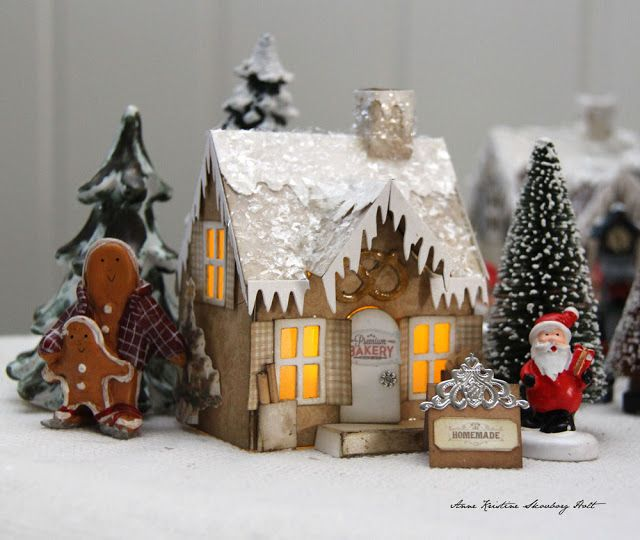 Bakery - Tim Holtz Village