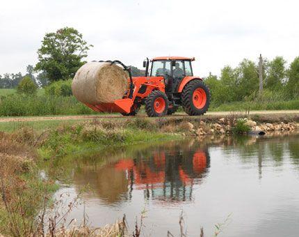 ♥ my Kubota tractor