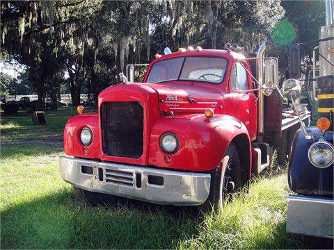 1956 MACK B61 Heavy Duty Trucks - Flatbed Trucks For Sale At TruckPaper.com $9,999