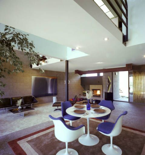 Demarez Residence Scottsdale Ariz 1980 Wayne Thom Photography Collection