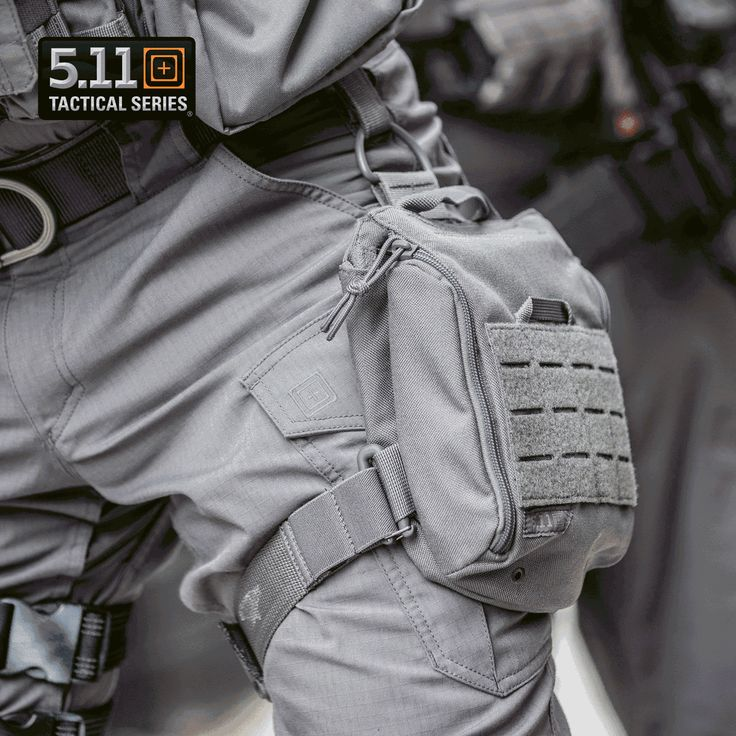5.11 UCR Thigh Rig comes with a drop front opening and 3 internal pockets, bungee tie-downs, adjustable thigh and belt straps, laser-cut MOLLE platform and breathable aerospace mesh on the back. Strong and compact, it's perfect for carrying blow-out kits and other small essentials. Only £36.00! Find out more at Military 1st online store. Free UK delivery and returns. Competitive overseas shipping rates.