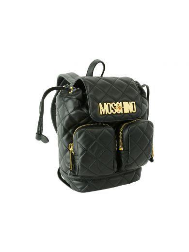 MOSCHINO Moschino Zaino Logo. #moschino #bags #