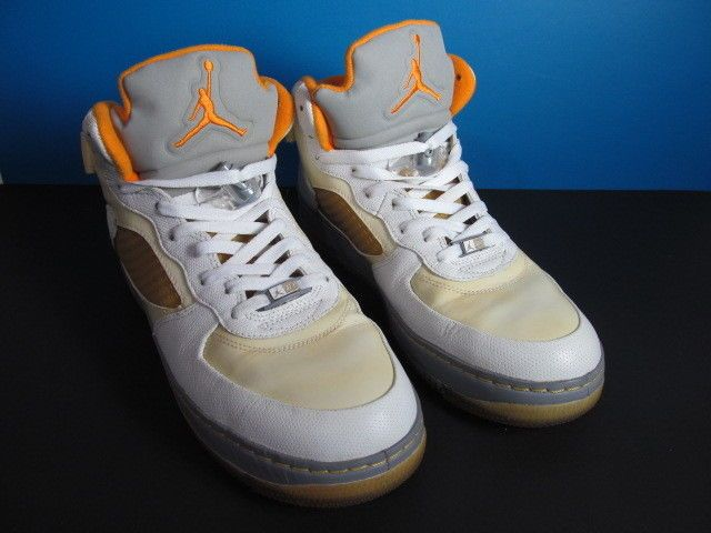 8b2fb81104d76 2007 NIKE AIR JORDAN 23 AF-1 THE BEST OF BOTH WORLDS SHOES 318608 ...