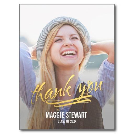14 best Graduation thank yous images on Pinterest Graduation - graduation thank you letter