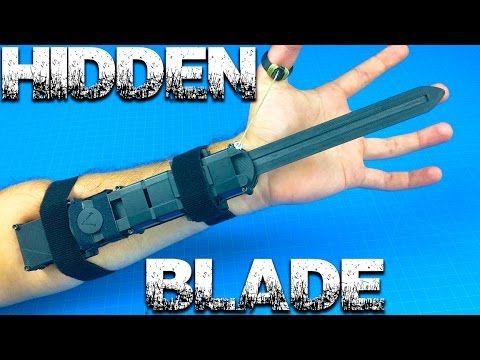 25 Best Ideas About Hidden Blade On Pinterest Blade