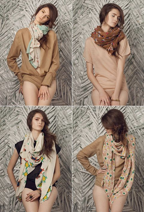 A Peace Treaty » Eat Drink Chic: Buttercream Color, Peace Treati, Apeacetreaty Jpg, Camels, Oversized Scarf, Eating Drinks, Drinks Chic, Green Colors, Beautiful Scarves