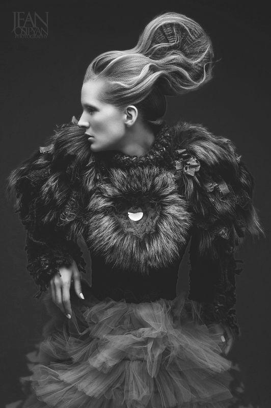 Hair by Tatyana Nitchenko  RHDA 2014 AVANTGARDE Winner