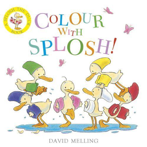 Colour with Splosh (Splosh the Duck) on TheBookSeekers.