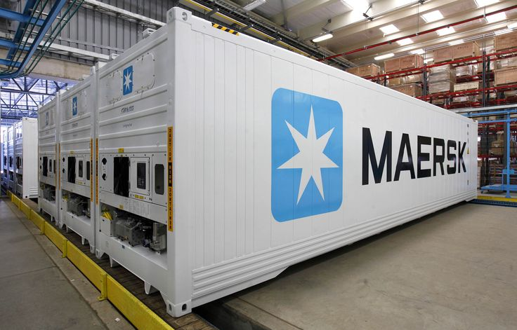 Maersk Container Industry Delivers First Star Cool Reefer Containers from New Factory in Chile