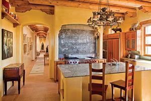 70 best images about southwest decorating ideas on for Southwest style kitchen cabinets