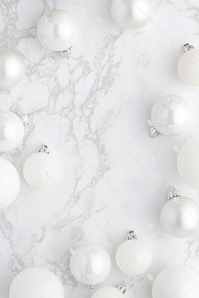Seasonal Holiday Collection 73 Christmas Wallpaper Styled Stock Images Holiday Images White and gold christmas wallpaper