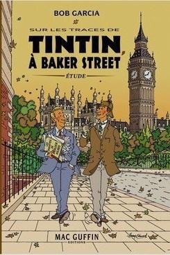 Tintin à Baker Street