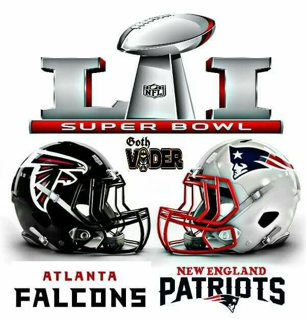 Super Bowl LI: Atlanta Falcons vs New England Patriots