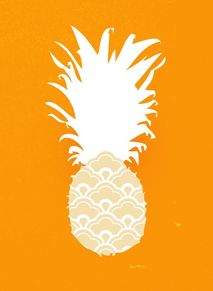 adelphi pineapple wallpaper - photo #27