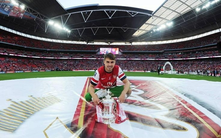 Aaron Ramsey man of the match