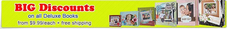 Custom Photo Books, Deluxe Hardcover Books   ArtsCow.com