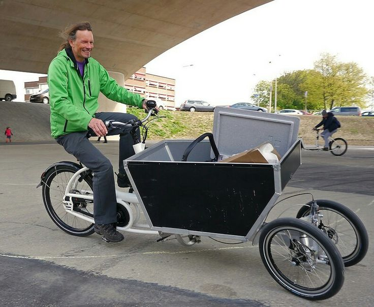 f8df26dfce54d6a0327e17926cb06cf5 cargo bike 101 best cargo bike images on pinterest cargo bike, biking and Bike Bug Cargo Electric Tricycle at reclaimingppi.co