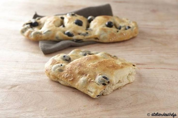 Oulala, une fougasse aux olives maison ! => http://ow.ly/O8H830902M7