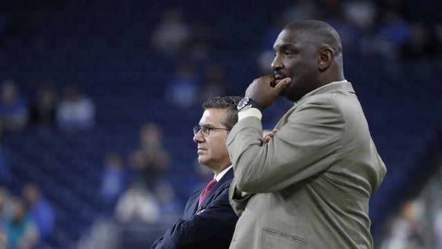 Redskins name Doug Williams Senior VP of Player Personnel
