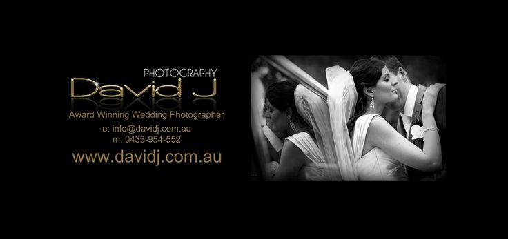 Perth Wedding Photography by David J Photography