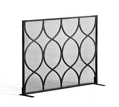 47 best *Fireplace Tools > Fireplace Screens* images on Pinterest ...