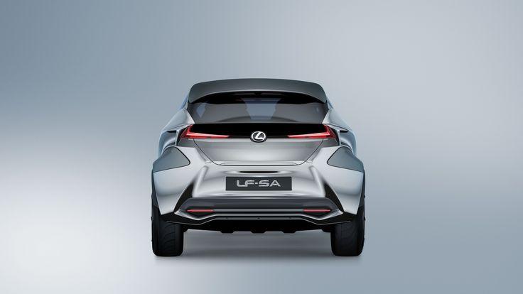 Foto de Lexus LF-SA Concept (7/24)