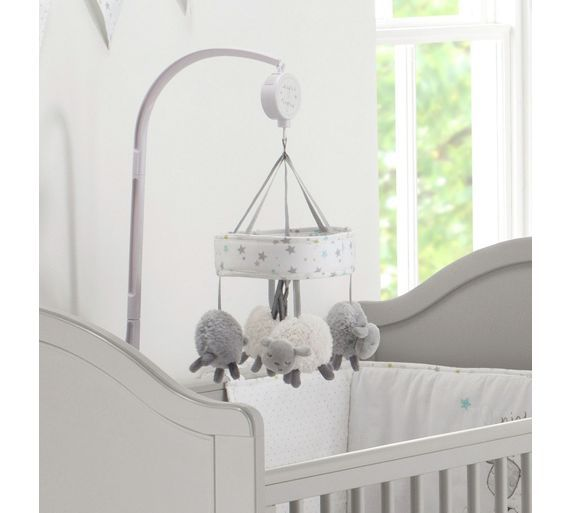 Buy East Coast Nursery Counting Sheep Mobile at Argos.co.uk - Your Online Shop for Cot toys and baby mobiles, Cot toys, baby mobiles and nightlights, Sleep, Baby and nursery.