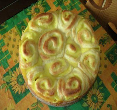 Torta Di Rose Con Crema Al Limone - Blog - Cookaround forum